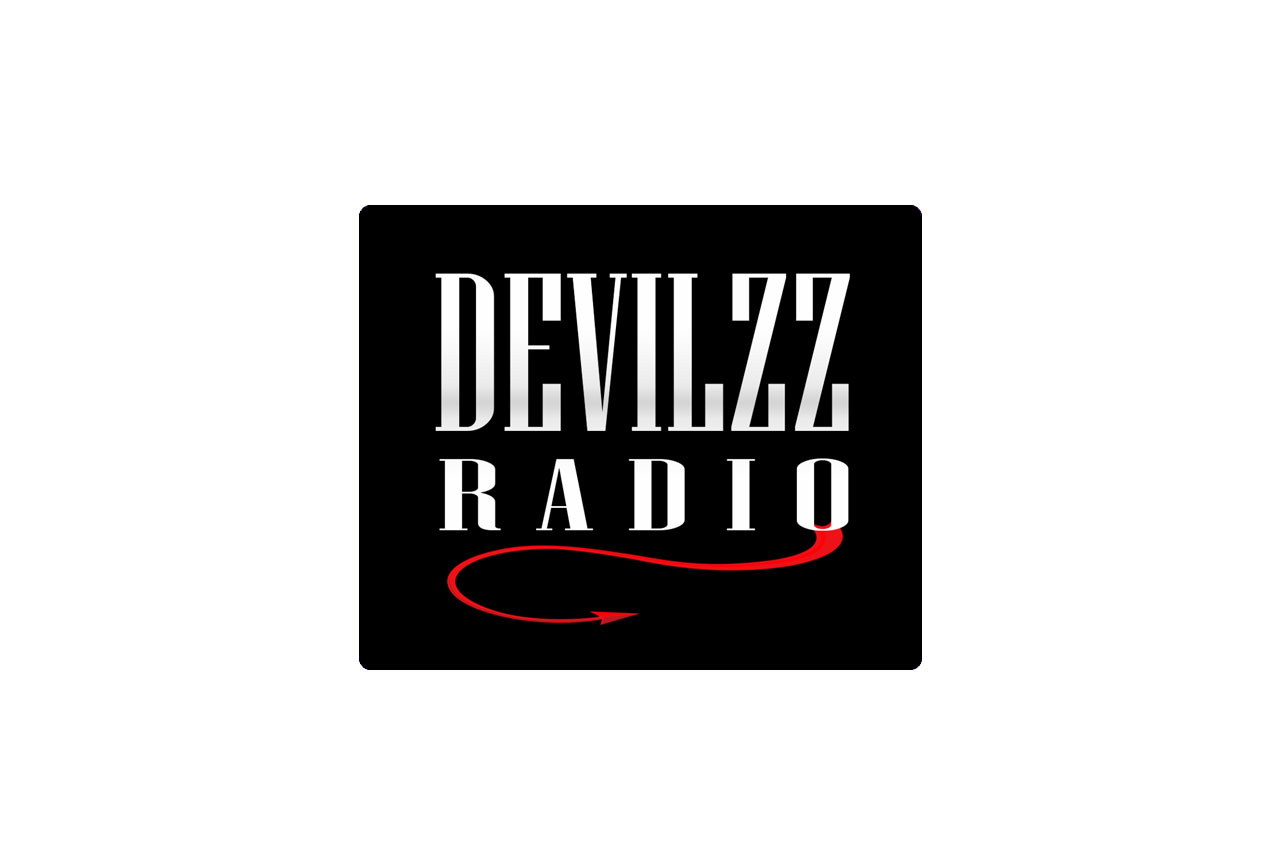 DEVILZZ RADIO logotipas