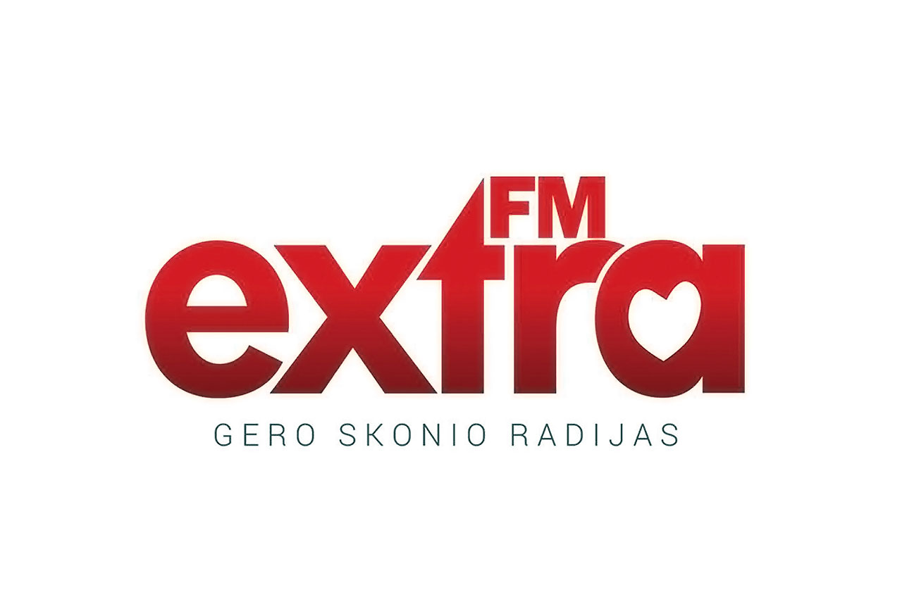 Extra FM logotipas