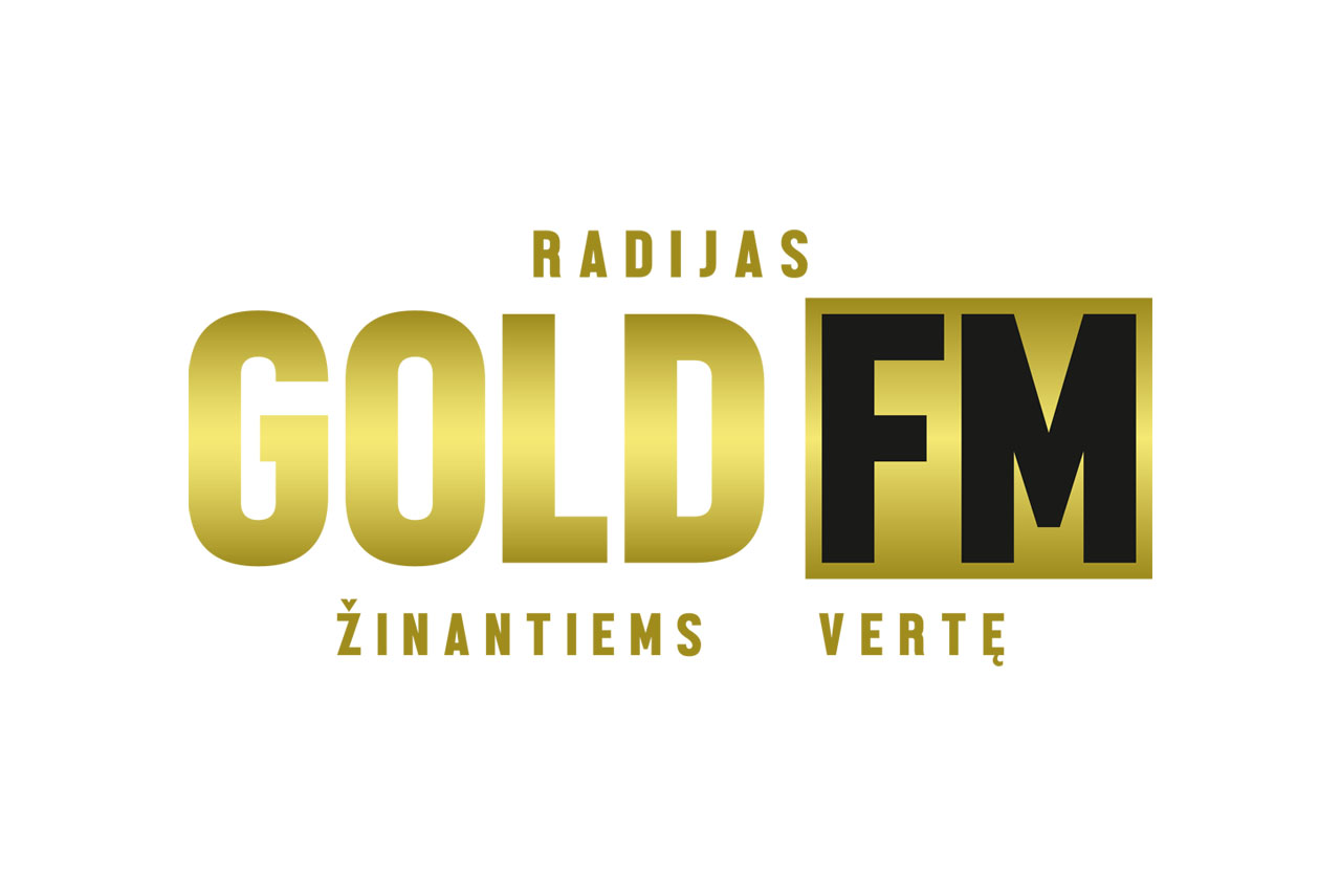 Gold FM logotipas