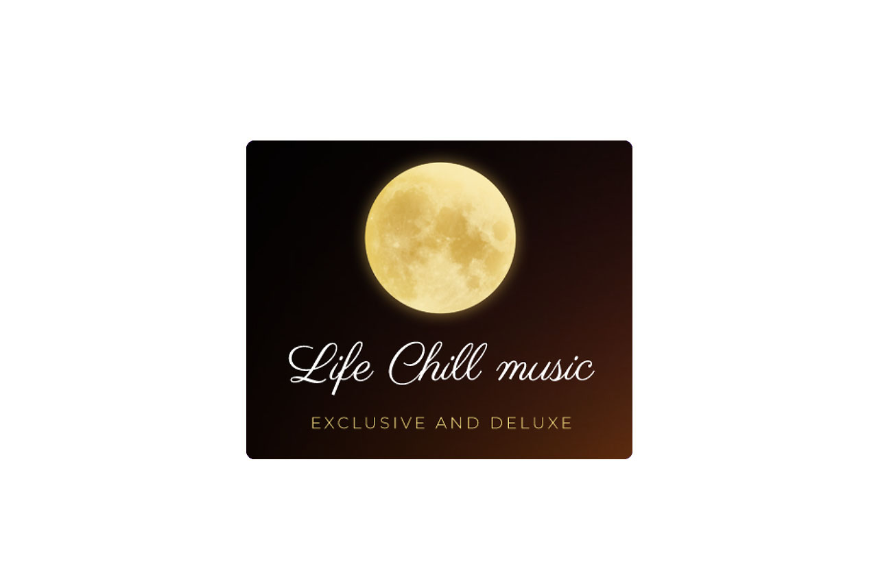Life Chill Music logotipas